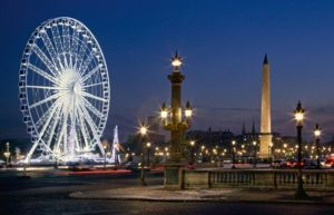 The Place de la Concorde